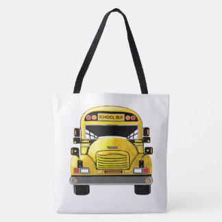 Bolsa Tote Grande sacola do auto escolar