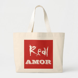Bolsa Tote Grande Sacola real do amor