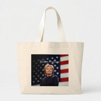 Bolsa Tote Grande Senhora presidente estilo 1