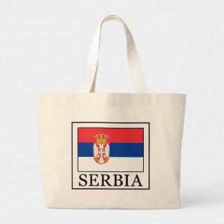 Bolsa Tote Grande Serbia