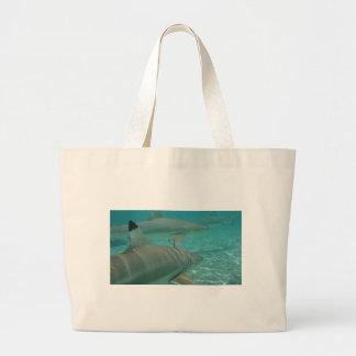 Bolsa Tote Grande shark