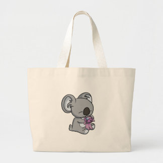 Bolsa Tote Grande Snuggles doces! Koala