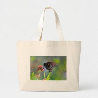 Bolsa Tote Grande Spicebush Swallowtail II