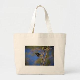 Bolsa Tote Grande Spicebush Swallowtail mim