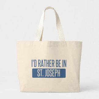 Bolsa Tote Grande St Joseph