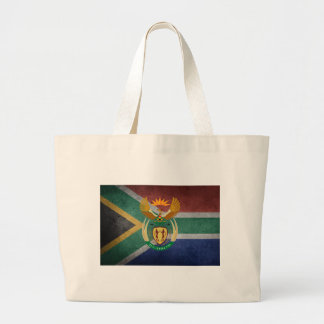 Bolsa Tote Grande Sul - bandeira africana