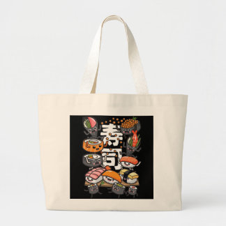 Bolsa Tote Grande Sushi