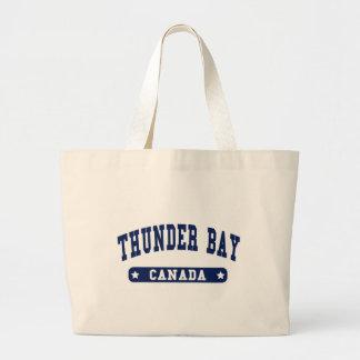 Bolsa Tote Grande Thunder Bay