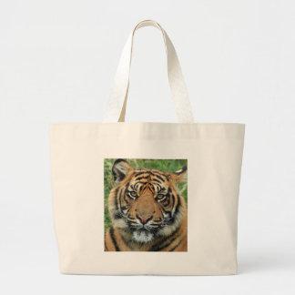 Bolsa Tote Grande Tigre adulto