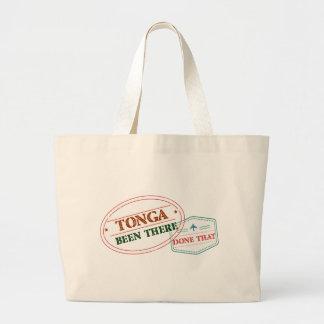 Bolsa Tote Grande Tonga feito lá isso