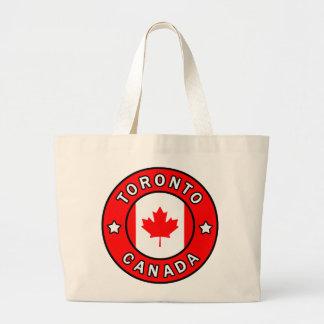 Bolsa Tote Grande Toronto Canadá