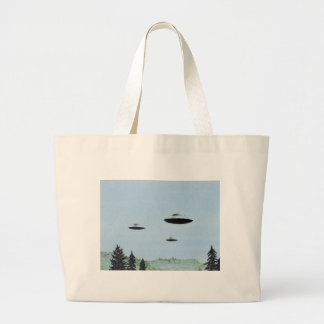 Bolsa Tote Grande Trio do UFO