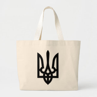 Bolsa Tote Grande Ucraniano Tryzub
