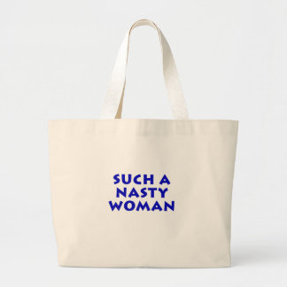 Bolsa Tote Grande Uma mulher tão desagradável
