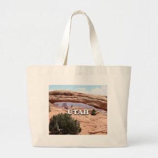 Bolsa Tote Grande Utá: Arco do Mesa, parque nacional de Canyonlands,