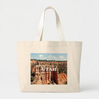 Bolsa Tote Grande Utá: Parque nacional da garganta de Bryce