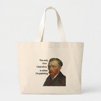 Bolsa Tote Grande Vincent van Gogh