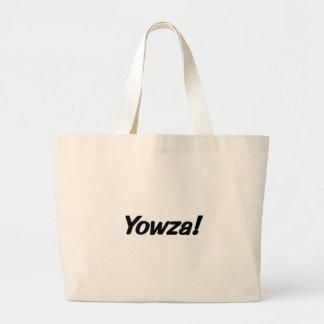 Bolsa Tote Grande yowza
