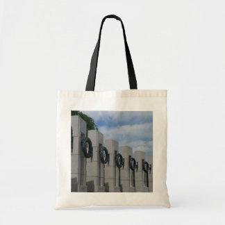Bolsa Tote Grinaldas do memorial da segunda guerra mundial