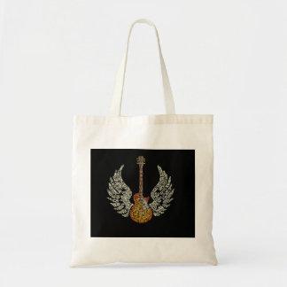 Bolsa Tote Guitarra com asas