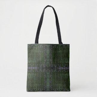 Bolsa Tote HAMbyWG projetou sacolas - verde afligido