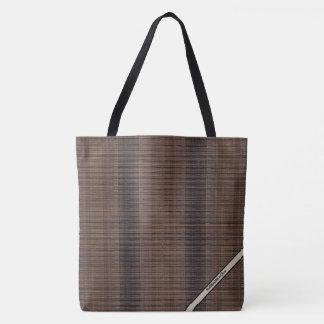 Bolsa Tote HAMbyWG - sacolas - Matchstick natural