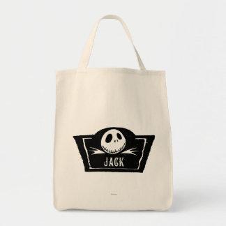 Bolsa Tote Headstone de Jack Skellington |