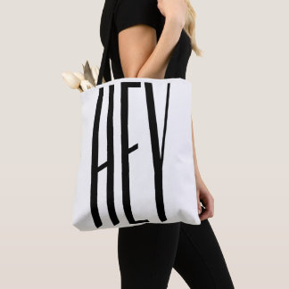 Bolsa Tote Hey o saco