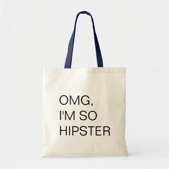 Bolsa Tote hipster