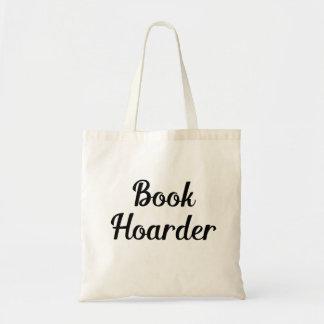 Bolsa Tote Hoarder do livro