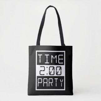 Bolsa Tote Hora de party