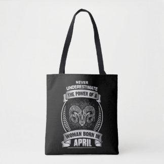 Bolsa Tote Horóscopo abril