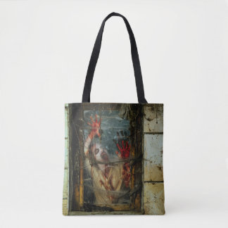 Bolsa Tote Horror do zombi