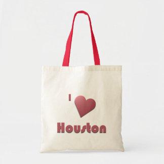 Bolsa Tote Houston -- Borgonha