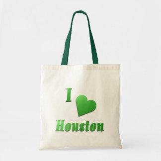 Bolsa Tote Houston -- Verde de Kelly