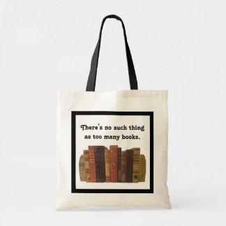 Bolsa Tote Humor de Bookaholic