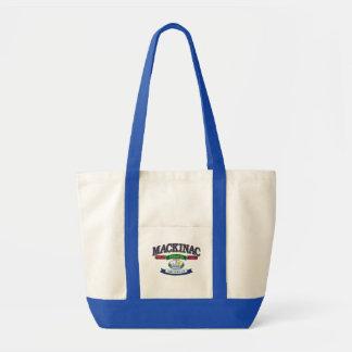 Bolsa Tote Ilha de Mackinac