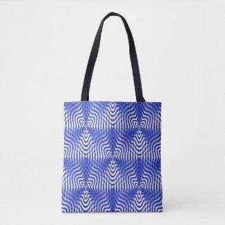 Bolsa Tote Ilusões no azul….