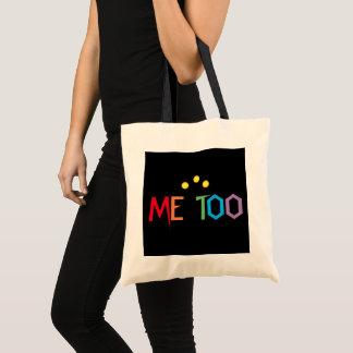 Bolsa Tote IMITAÇÃO no arco-íris colore a sacola do orçamento