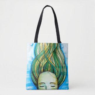 Bolsa Tote impressão no original do saco