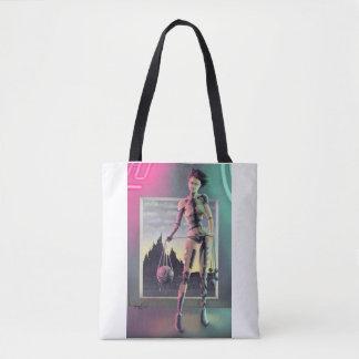 Bolsa Tote INANNA (corpo cruzado saco)