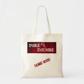 Bolsa Tote Iniké Djembé - transport bag