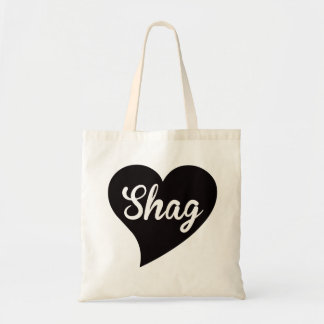 Bolsa Tote Jade grande do coração do Shag