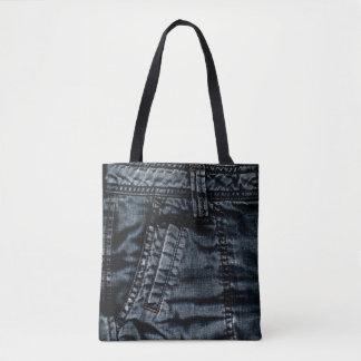 Bolsa Tote Jeans - ESFRIE ASSIM