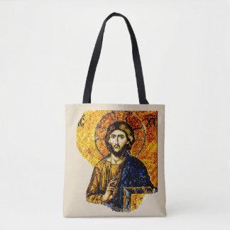Bolsa Tote Jesus Cristo, Pantocreator