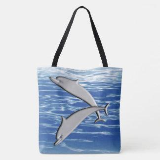 Bolsa Tote Jogo do golfinho