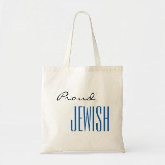 Bolsa Tote Judeus orgulhosos