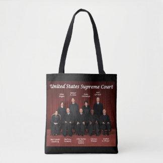 Bolsa Tote Juizes do Tribunal Supremos dos Estados Unidos