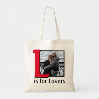 Bolsa Tote L para amantes