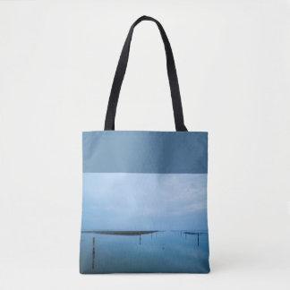 Bolsa Tote Lagoa azul